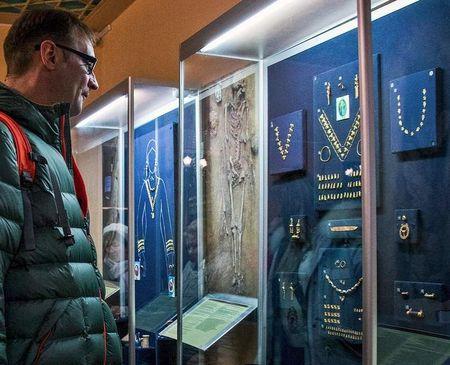 Скифского золота в Крыму много