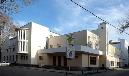 Есть в Крыму театр