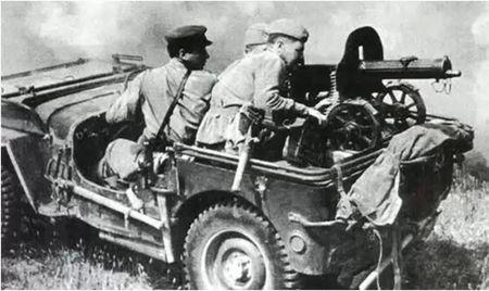 Сейдамет Ибрагимов выполнял задания штаба корпуса