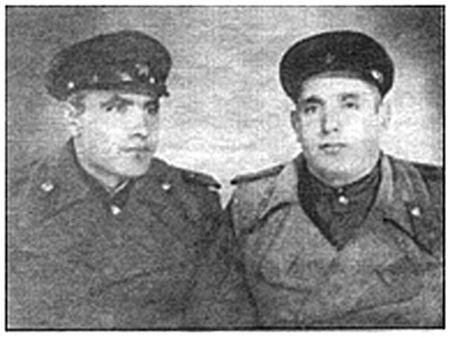 Фронтовые и жизненные дороги гвардии капитана Эмир-Али Османова