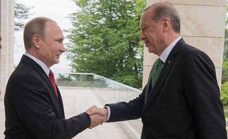 Путин: С днем рождения, Реджеп