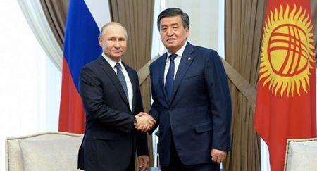 Зачем Путин летал в Бишкек