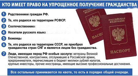 Получить гражданство стало проще