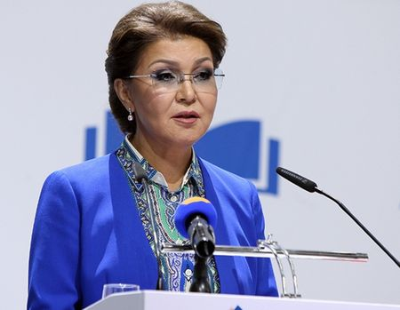 Сенат Казахстана возглавила Дарига Назарбаева