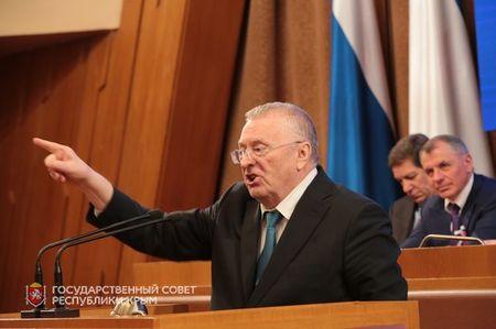 Жириновский: Ни республик, ни федерации!