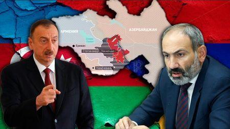 Алиев и Пашинян готовятся к рукопожатию