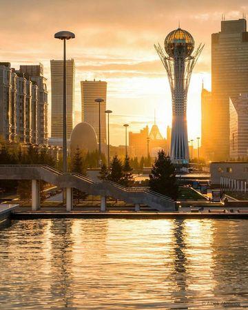Столицей Казахстана стал Нур-Султан