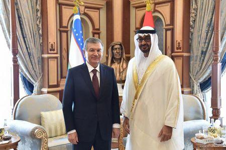 Шавкат договорился с Эмиратами на $10 млрд