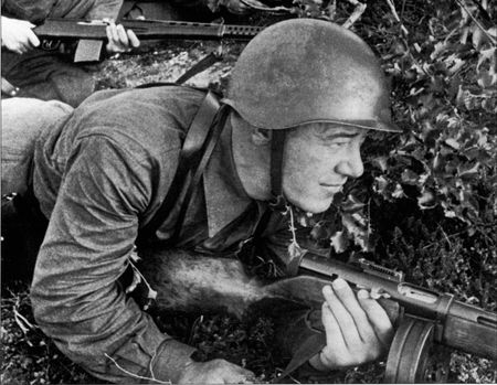 Энвер Халилов обнаружил немецкую пушку