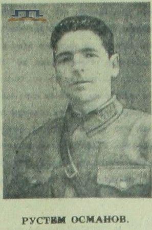 Рустем Османов вывел штаб полка из окружения (2)