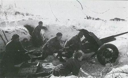 Муса Септаров погиб в бою в 1944
