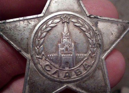Под Калининградом нашли орден Ильяса Амеджанова