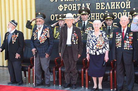 Сколько ветеранов Великой Отечественной войны осталось в Таджикистане