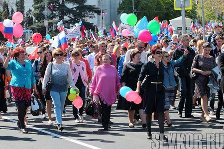 Севастополь в лидерах по приросту населения