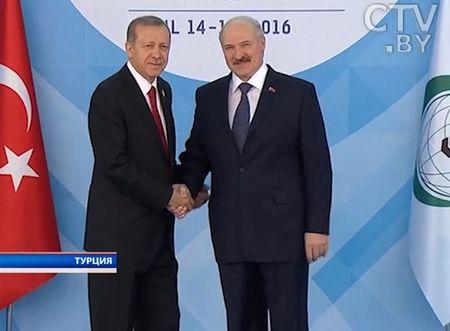 Батька решил закрепиться в Турции