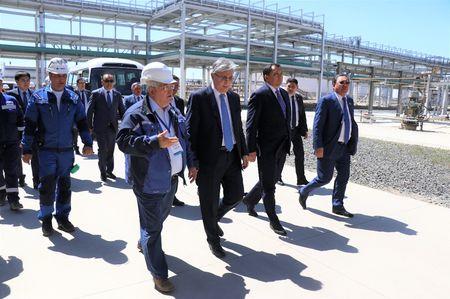 Казахстан перенимает опыт Узбекистана