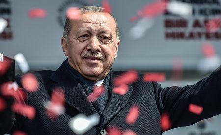 В Турции опять победил Эрдоган
