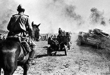 Сеид-Мамут Абдул-Кадыров отвечал за боевых коней