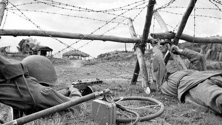 Зевджет Абдул-Велиев погиб в бою в 1943