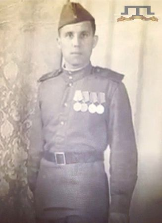 Абдул Эбулисов был кавалером четырех медалей «За отвагу»