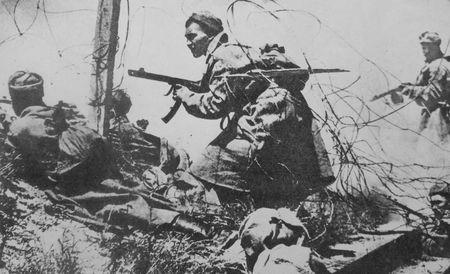 Кемал Мазинов уничтожил пять солдат противника