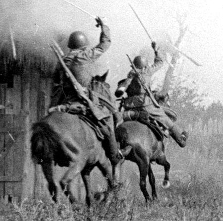 Аедин Ибрагимов своим расчетом уничтожил до 10 немецких солдат