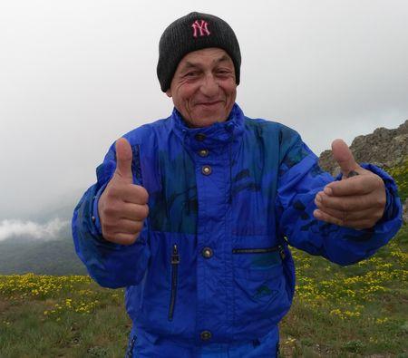 Сейяр Физля походом доволен