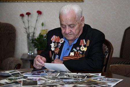 Нури Османов был связным у крымских партизан