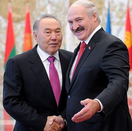 Белоруссия и Казахстан договорились по нефти