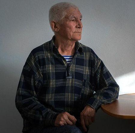 Саит Куртаметов, 78 лет
