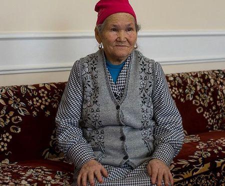 Музия Аблялимова, 85 лет