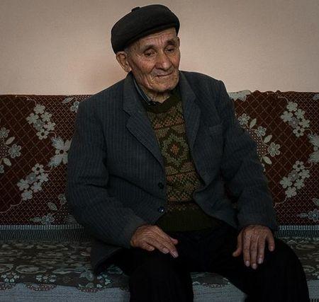 Недим Джемилев, 86 лет