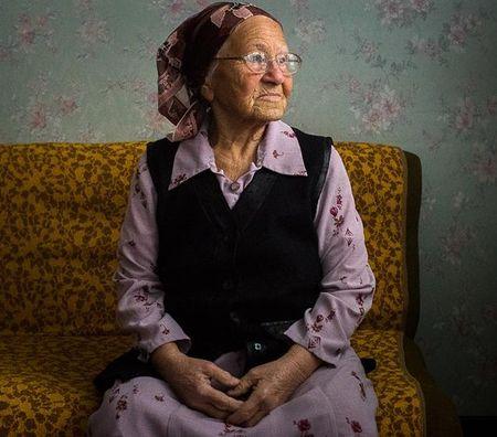 Зейшан Бекирова, 86 лет