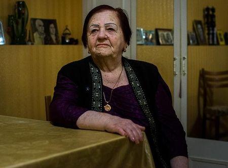Фетие Мустафаевна, 90 лет