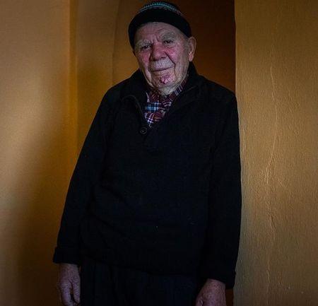 Мемет Асанов, 90 лет