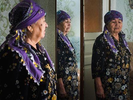 Мунире Аблязова, 83 года