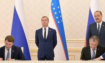 Узбекистан и Россия будут работать совместно