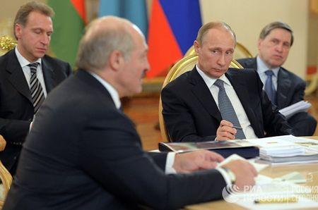 Евразийский союз трещит по швам?