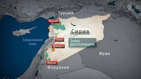 Путин и Эрдоган опять делят Сирию?