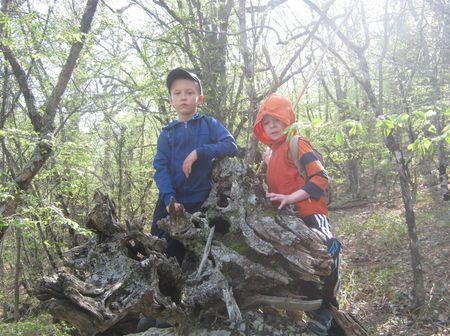 Походы Асан-акая и Вовы-акая по родному Крыму (9)