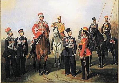 О крымских татарах– гордости Российской империи