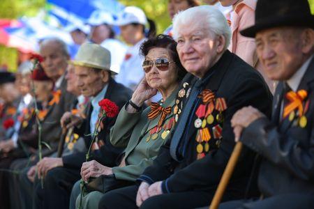 Сколько ветеранов войны осталось в Кыргызстане