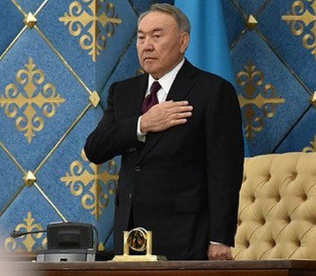 Назарбаев получил еще один титул