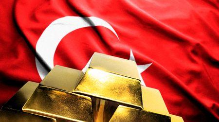 Золотой запас Турции бьет рекорды