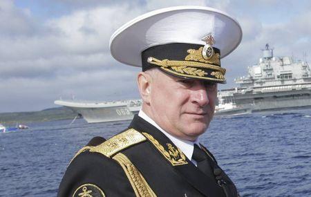 Новым главкомом ВМФ России назначен Евменов