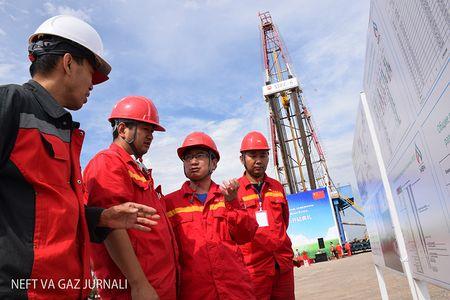 Мингбулак дал первую нефть