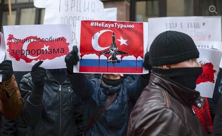 Почему Россия терпит Турцию?