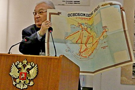 Как освобождали Крым от фашистов