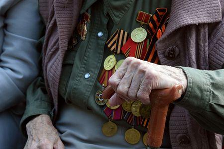 Сколько ветеранов войны вРоссии