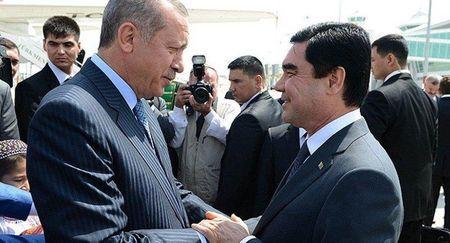 Туркмены уезжают в Турцию